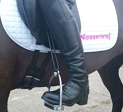 Adjustable Girth to Stirrup Straps/Lower Leg Training Aid, Dressage Training