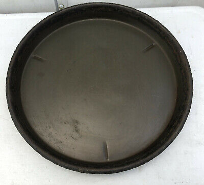 15 X 1.5 Commercial Deep Dish Aluminum Pizza Pan Cake Pie Tray Serving Baking