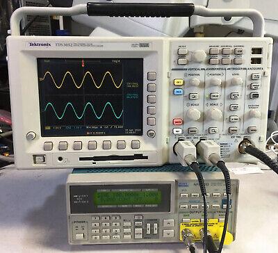 Tektronix Tds3052 2 Ch Dpo Oscilloscope 500mhz 5gsas Options