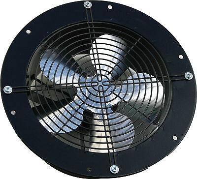 axial Ventilator , Wandventilator , Abluft  Zuluft , Lüftung 1700 m³/h  315 mm