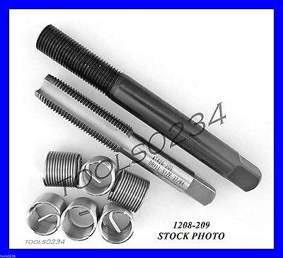 Perma Coil 1208-209 Thread Repair Insert Kit 9/16-18 SAE NF Fits Heli USA