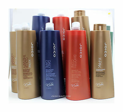 Joico Shampoo And Conditioner Liter Duo 33.8 oz