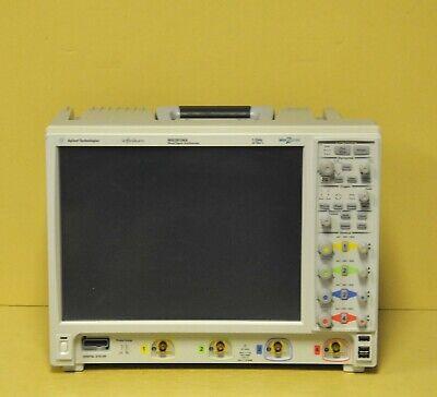 Hp Agilent Keysight Mso9104a Mixed Signal Oscilloscope 1ghz 4 Channel Opt 800