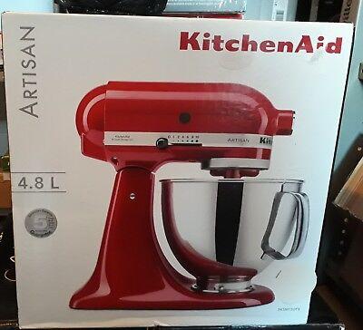 KitchenAid Artisan 5KSM150BLT Cafe Latte stand mixer-Cream Colour
