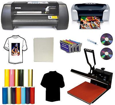 15x15 Heat Pressprinter13 Laser Point Pu Vinyl Cutter Plottercartridges Pk