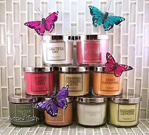 bath and body works candle small 4oz. Black Bedroom Furniture Sets. Home Design Ideas
