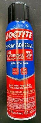 Loctite 1713065 13.5 Oz High Performance Spray Adhesive 3 Pack