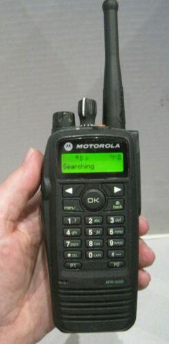 Motorola XPR 6550 UHF 403-470 MHz Trunking DMR Digital Radio AAH55QDH9LA1AN