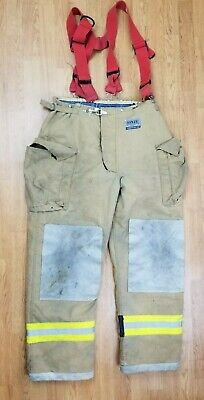 Morning Pride Ranger Firefighter Bunker Turnout Pants 40 X 33 10