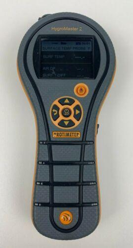 Protimeter | POL7750 | HygroMaster 2 Moisture Meter Thermo Hygrometer