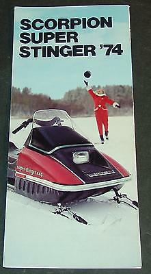 Manuals - Scorpion Snowmobile - Trainers4Me