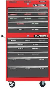 TOOLBOX-LABELS-fits-all-Craftsman-Tool-Boxes-Tool-Chest-Storage-Cabinets-Drawers