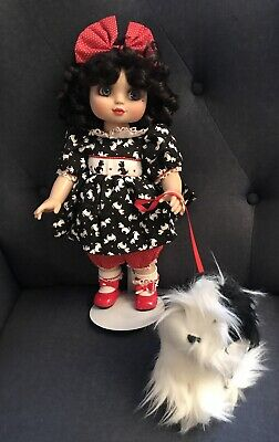 Marie Osmond Belles And Whistles Rare 500 Worldwide Adora Belle Doll 2004
