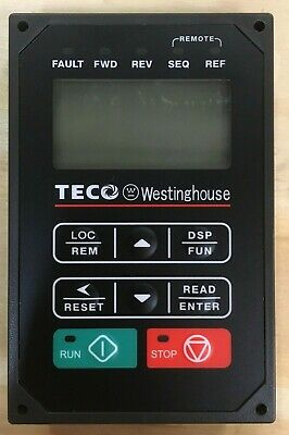 Teco-westinghouse Jn5-op-f02 Keypad For F510 Vfd Drives