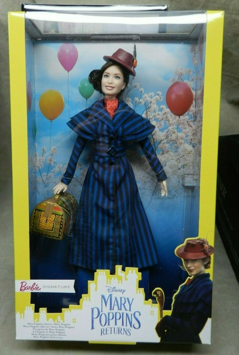 Barbie Collector Disneys Mary Poppins Returns: Mary Poppins