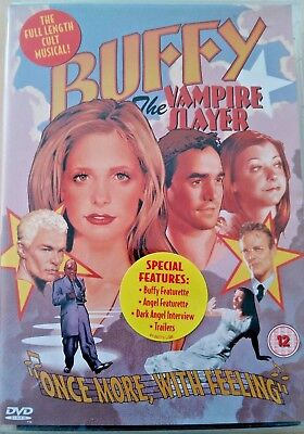 Buffy The Vampire Slayer - Once More With Feeling (DVD) (2003) segunda mano  Embacar hacia Argentina