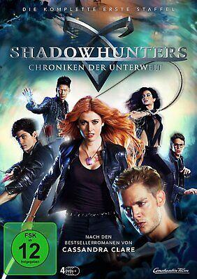 Shadowhunters - Chroniken der Unterwelt - Staffel 1 # 3-DVD-BOX-NEU