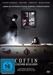 DVD  -  Coffin - Lebendig begraben  -  HORROR
