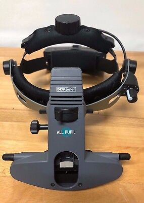 Keeler All Pupil Wired Indirect Ophthalmoscope Bio
