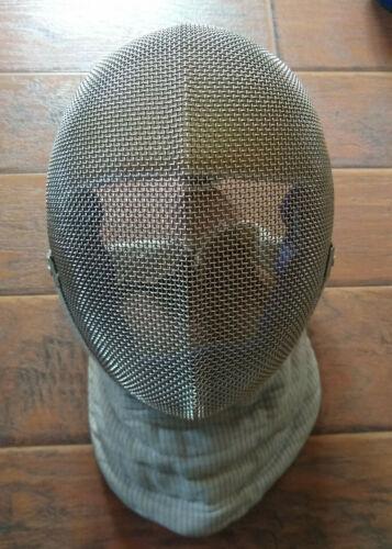 Blue Gauntlet Electric Sabre Olympic Style M004-BG Fencing Mask Helmet Large