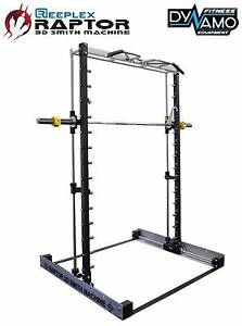 Smith Machine 3D Commercial Bearings Malaga Swan Area Preview