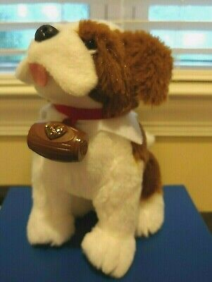 Elf on The Shelf EPSB Pets ~ A St. Bernard Tradition Plush Stuffed Animal Toy