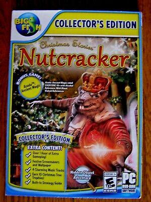 Christmas Stories NUTCRACKER COLLECTOR'S EDITION Hidden Object BONUS Game  ()