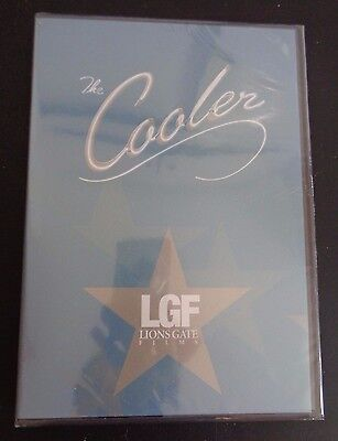 The Cooler Fyc New Sealed Dvd Free Shipping Promo Screener Lions Gate Films