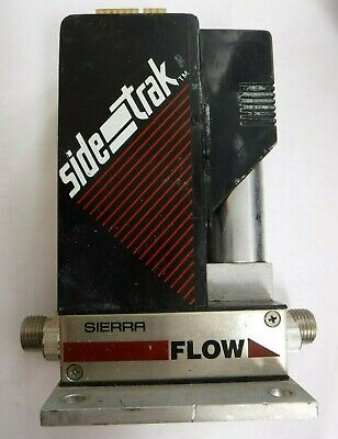 Sierra Side-trak Iii Mass Flow Controller Mfc Valve Air 0-200 Sccm Card Edge