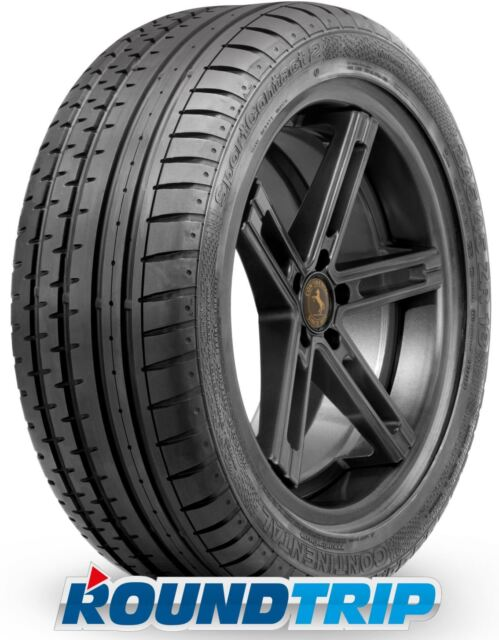 Continental Conti Sport Contact 2 265/40 ZR21 105Y XL, FR, MO, ML