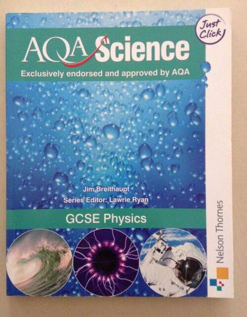 AQA GCSE Physics by Jim Breithaupt (Paperback, 2006)