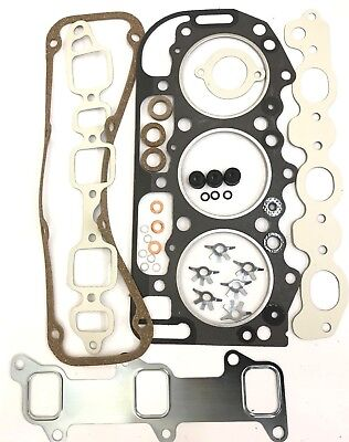 New C7nn6051d Gasket Set For Ford New Holland Tractor 2000 3000 3400 3500