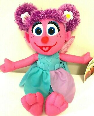 "Large 14"" Abby Cadabby Plush Sesame Street . New. Soft Toy"