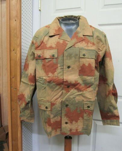Czech Desert Camo Uniform Jacket Shirt Original Czechoslovakia NOS Size 54