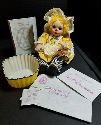 Marie Osmond Doll Lemon Poppyseed Rag A Muffin