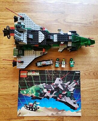 LEGO Galactic Mediator Space Police set 6984 - 100% Complete with manual