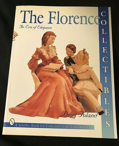 *** FLORENCE COLLECTIBLES *** Paperback * Collectors / Price Guide