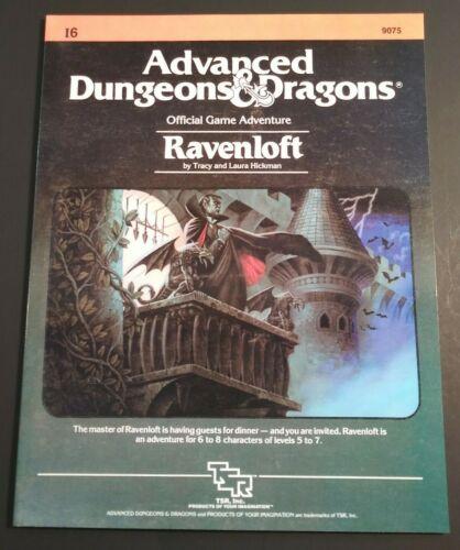 I6 Ravenloft - Dungeons & Dragons
