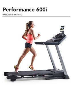 Proform 600I treadmill for sale