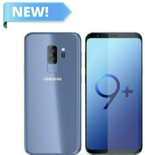 SAMSUNG GALAXY S9+ PLUS SM-G965U NEW BLACK BLUE VERIZON UNLOCKED AT&T T-MOBILE