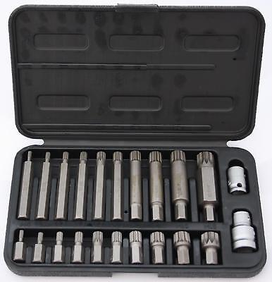 XZN Satz Innen Vielzahn Nüsse Nuss Set Nusskasten Bit-box Kfz Werkzeug M4-M18