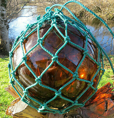 "Japanese Fishing Floats WOODEN Lot-7 ANTIQUE 15-16/"" Slats Kanji-Marked"