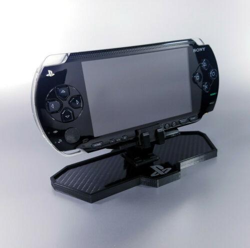 PSP Display Stand Custom 3D Printed PlayStation Portable 1000 - 3000 PS Vita