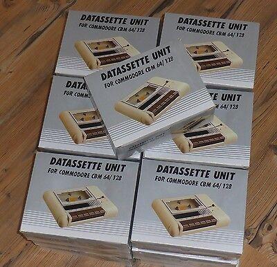 Datassette für Commodore 64/128 NEU!! Tape Deck For Commodore 64/128 NEW!