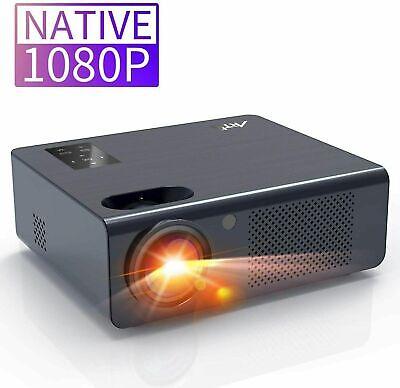 Artlii Energon 1 Plus Home Theater Projector LED Full HD 1080P Built in Speaker