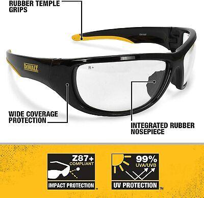 Dewalt Dpg94 Dominator Safety Glasses