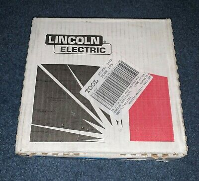 Lincoln Electric Ed033130 10-lb .030 Flux Welding Wire