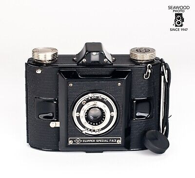 Ansco PD 16 Clipper Special Camera, With Box And Manual for sale  Shipping to India