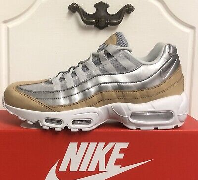 NIKE AIR MAX 95 SE PRM WOMENS TRAINERS SNEAKERS SHOES UK 5 EUR 38,5 US 7,5