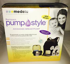 DOUBLE ELECTRIC BREASTPUMP